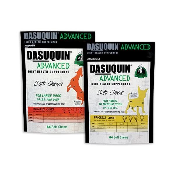 Dasuquin advanced soft chews