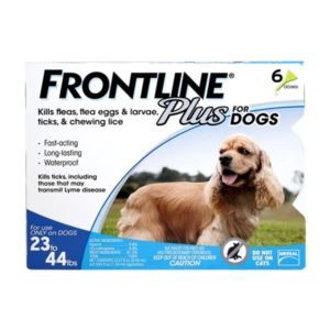 Frontline Flea And Tick Treatment