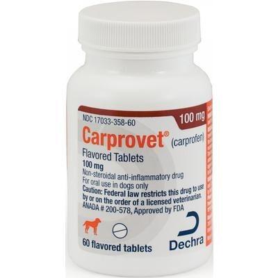 Carprovet Flavored Tabs
